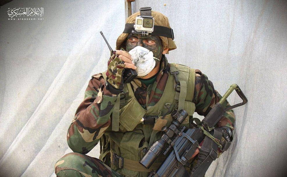 Hamas özel birliklerin fotoğraflarını yayınladı galerisi resim 3