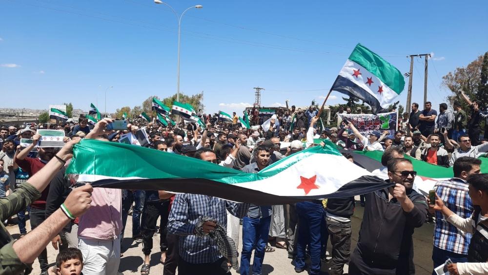 İdlib'te geri dönüş isyanı galerisi resim 2
