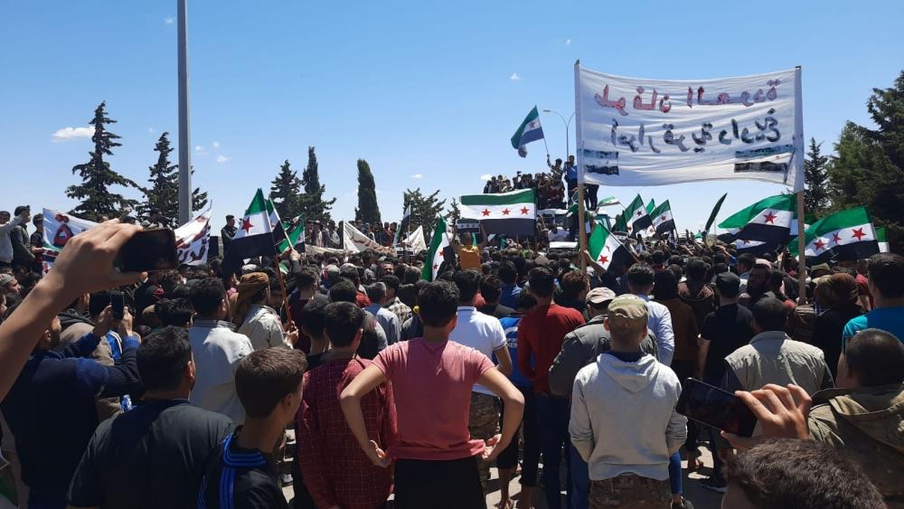İdlib'te geri dönüş isyanı galerisi resim 3