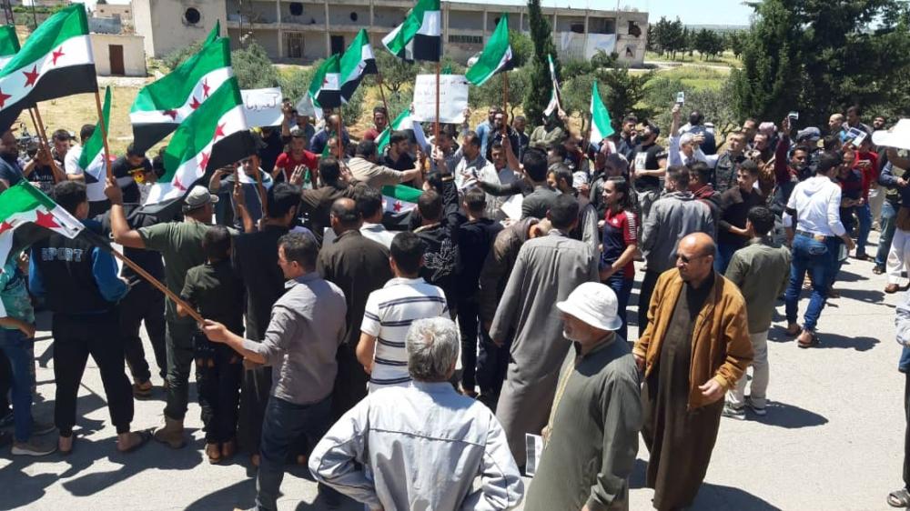 İdlib'te geri dönüş isyanı galerisi resim 7