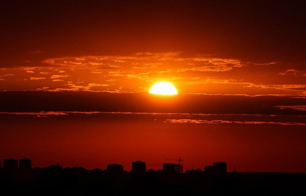 Güneş tutulmasından tarihi kareler galerisi resim 15