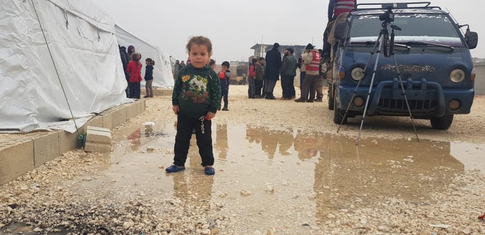 """İnsanlık ölmedi diyebilmeliyiz """"İdlib notları"""" galerisi resim 1"""