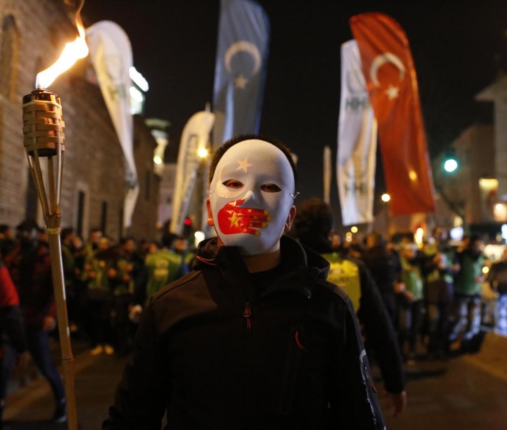Doğu Türkistan için Sessiz Çığlık galerisi resim 2