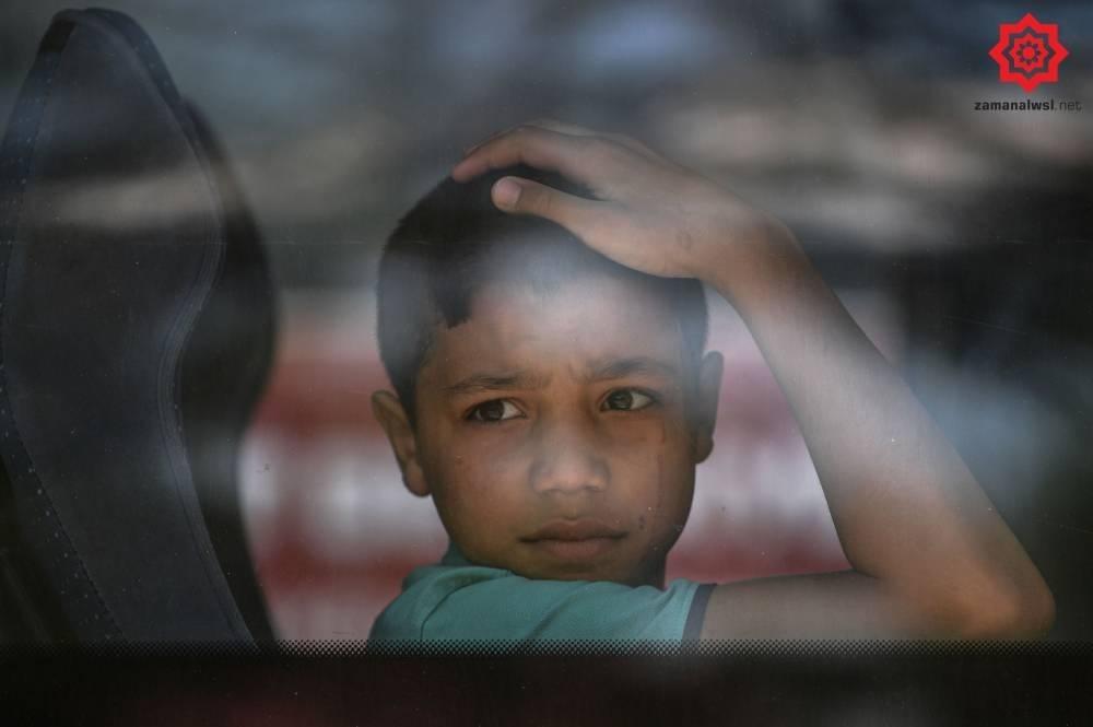 Türkiye'den Suriye'ye Geri Gönderilen Muhacirler galerisi resim 4