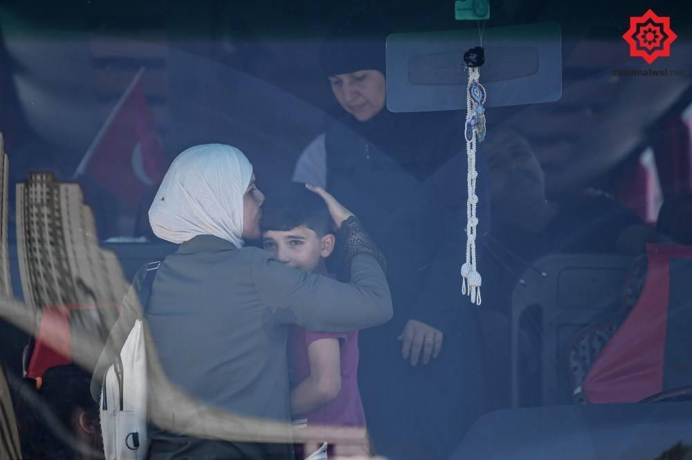 Türkiye'den Suriye'ye Geri Gönderilen Muhacirler galerisi resim 5