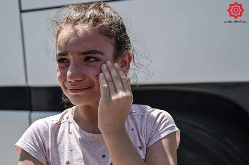 Türkiye'den Suriye'ye Geri Gönderilen Muhacirler galerisi resim 8