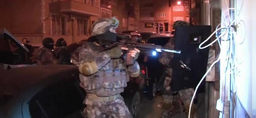 İstanbul merkezli üç ilde 'IŞİD' operasyonu
