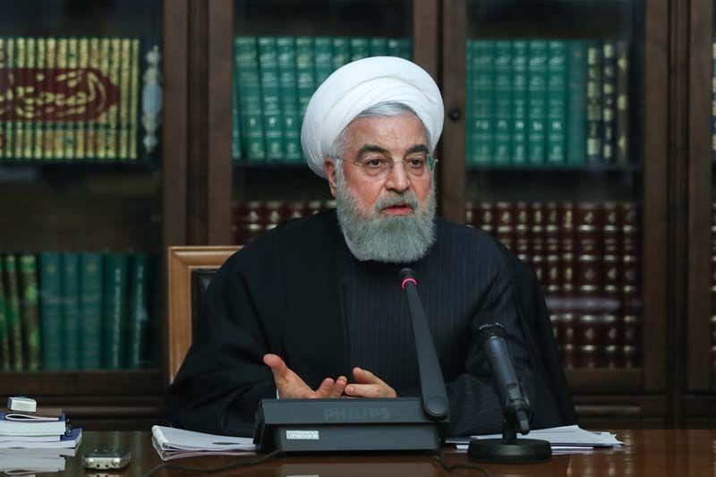 Ruhani: Düşmanın bir planı ve komplosudur