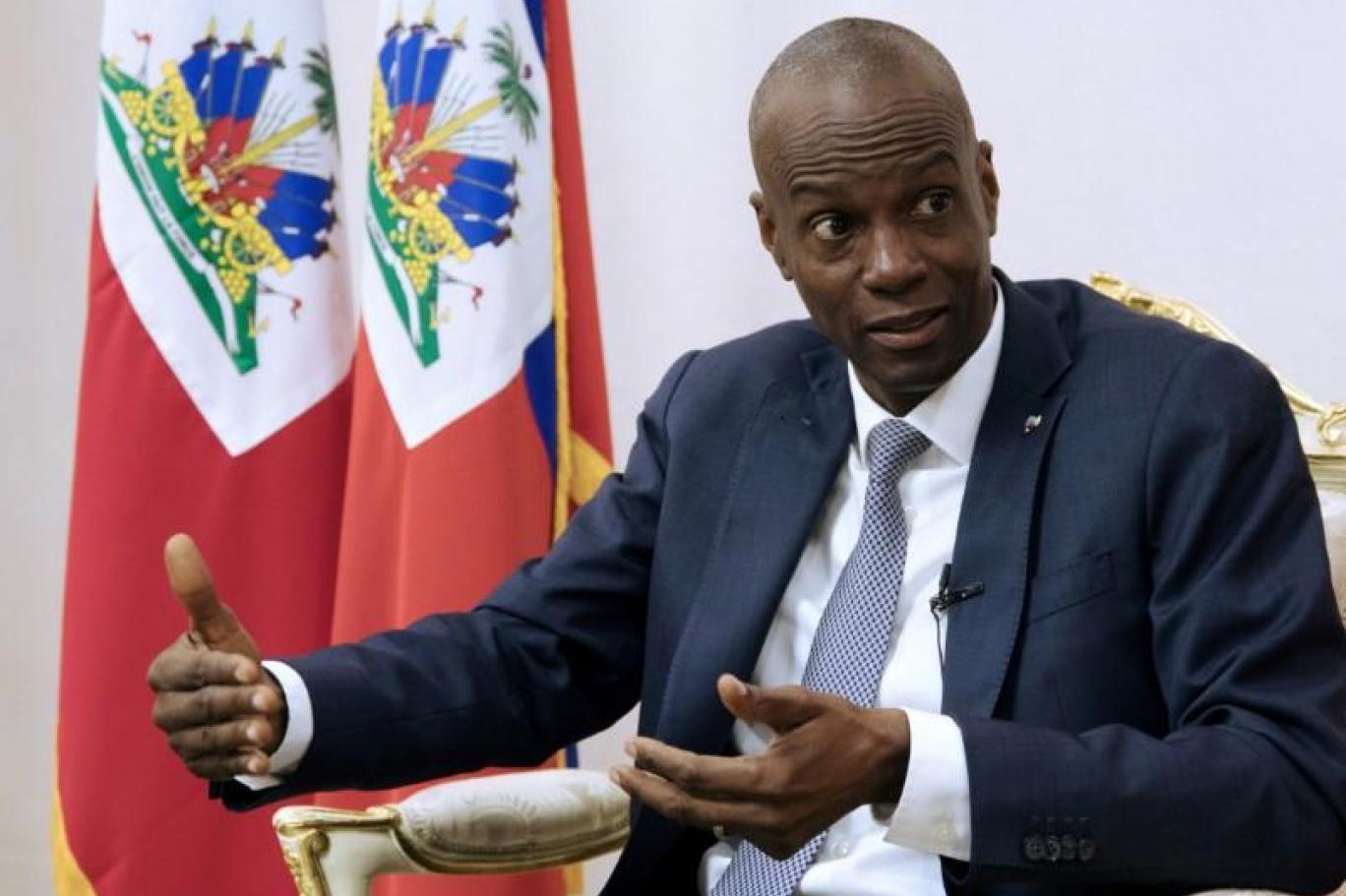 Haiti Devlet Başkanı Moise, uğradığı suikast sonucu hayatını kaybetti