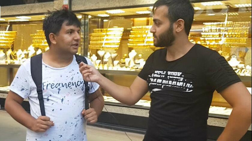 Halkın Sesi TV'nin bir kişiyi hem Türk hem Suriyeli olarak konuşturdu