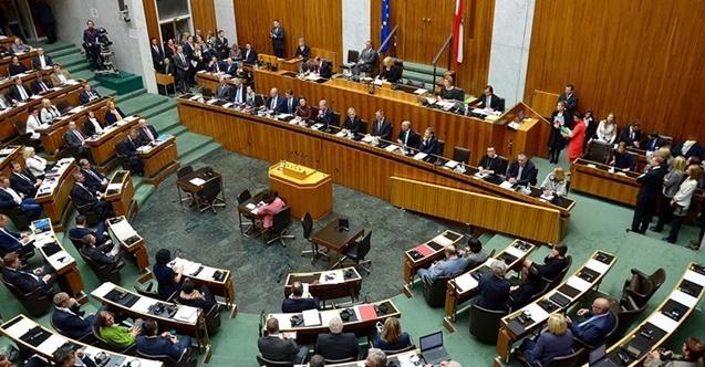 Avusturya'da Müslümanları ilgilendiren yasa mecliste kabul edildi