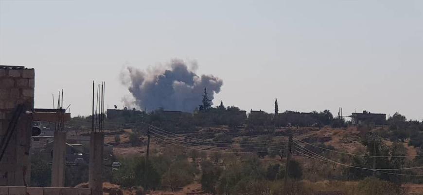 İdlib'de Türk Silahlı Kuvvetleri noktasına saldırı