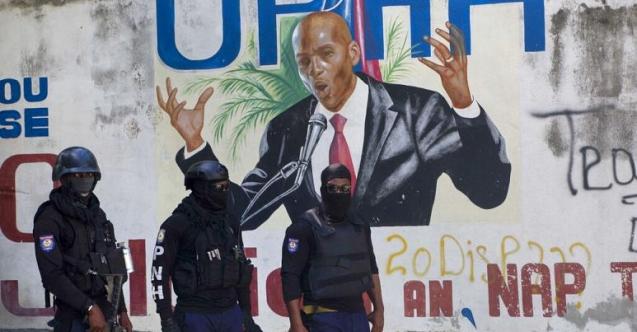 Haiti Devlet Başkanı Moise'yi yabancı paralı askerler öldürmüş