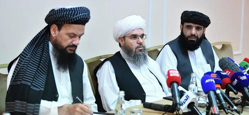 Taliban: Afganistan'ın yüzde 85'inden fazlasını kontrol ediyoruz