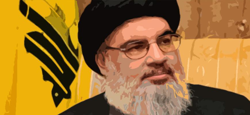 Hizbullah'ın lideri Hasan Nasrallah'ı hedef aldık