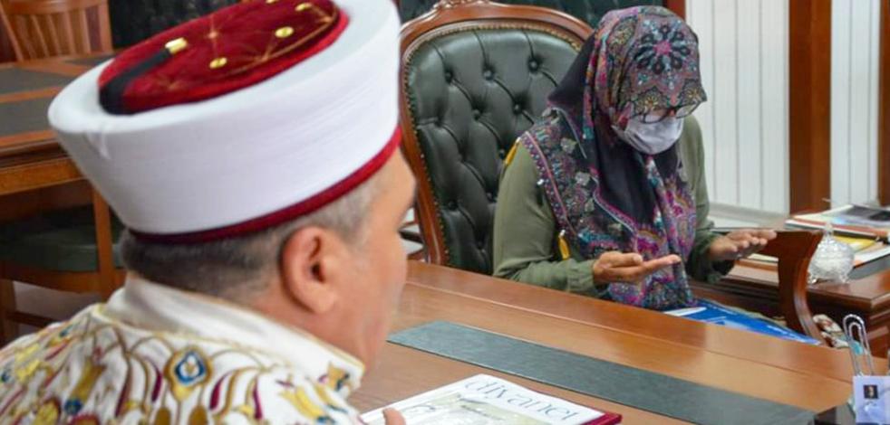 Hollandalı tiyatro yönetmeni tatile geldiği Nevşehir'de Müslüman oldu
