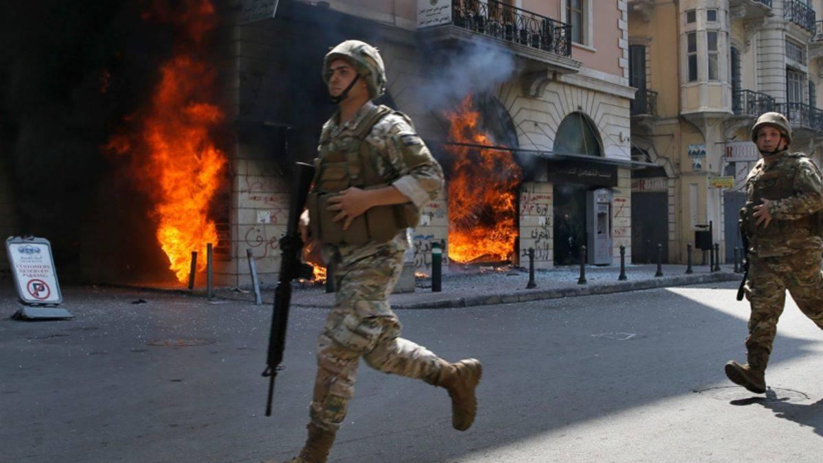 Lübnan ordusu uyardı: Ülkede durum daha da kötüleşecek
