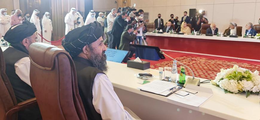 Afganlar arası görüşmeler Katar'da yeniden başladı