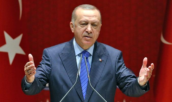 Erdogan'dan koronavirüs açıklaması