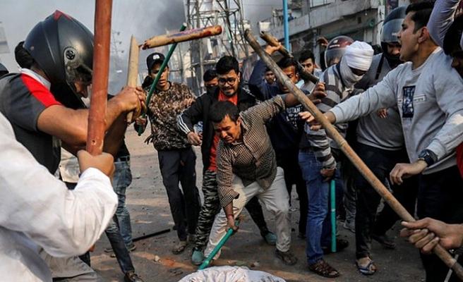 Endonezya'daki İslami cemaatler, Hindistan'da protestoculara şiddeti kınadı