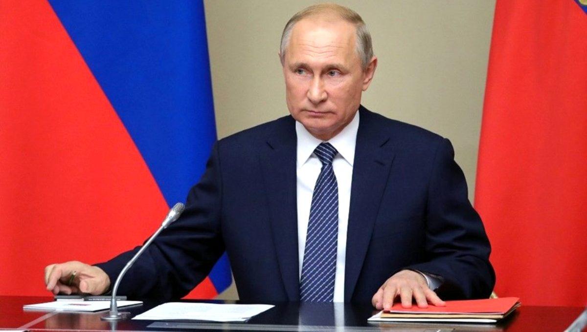 Putin: Kimse ile savaşmayacağız