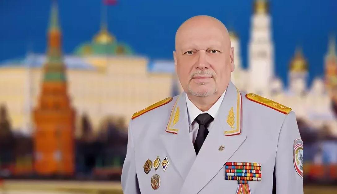 Rus General Tehdit Etti