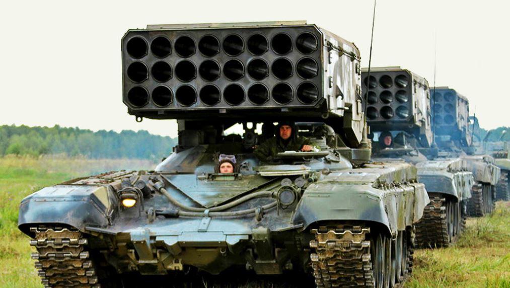 Rusya'dan Savaş Yığınağı