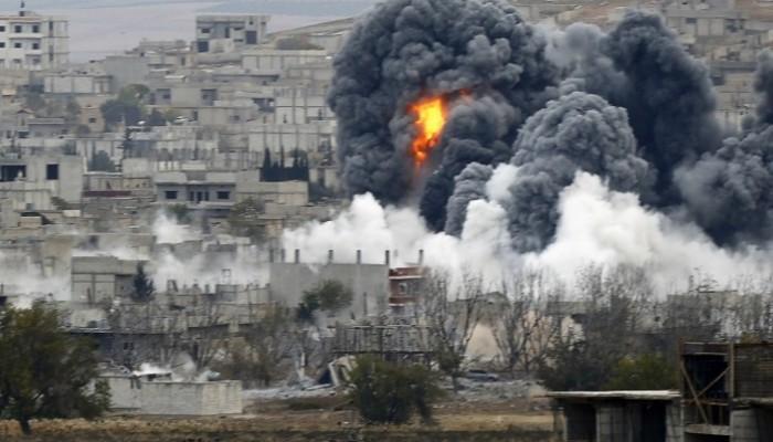 Masada Müzakere Sahada Bombardıman (video haber)