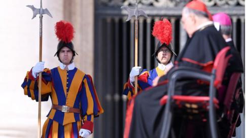 Vatikan'da ilk virüs vakası tespit edildi