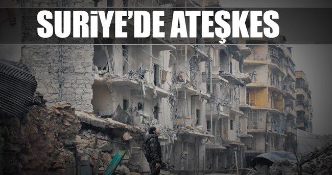 Suriye'de Ateşkes mümkün mü ? (Ayhan Altıntaş Yazdı..)