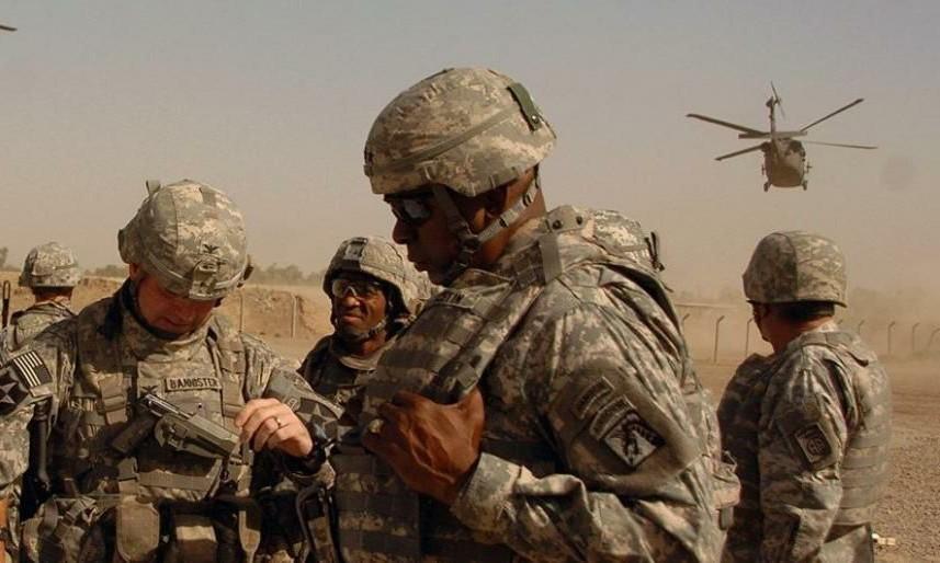 2 Amerikan Askeri Öldürüldü