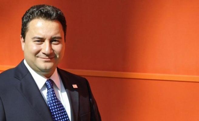 Ali Babacan'ın DEVA partisi bugün kuruluyor