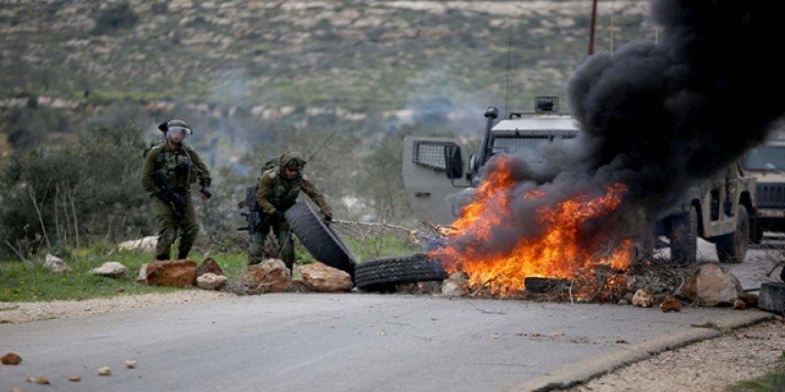 İsrail Yine Filistinli Bir Çocuğu Katletti