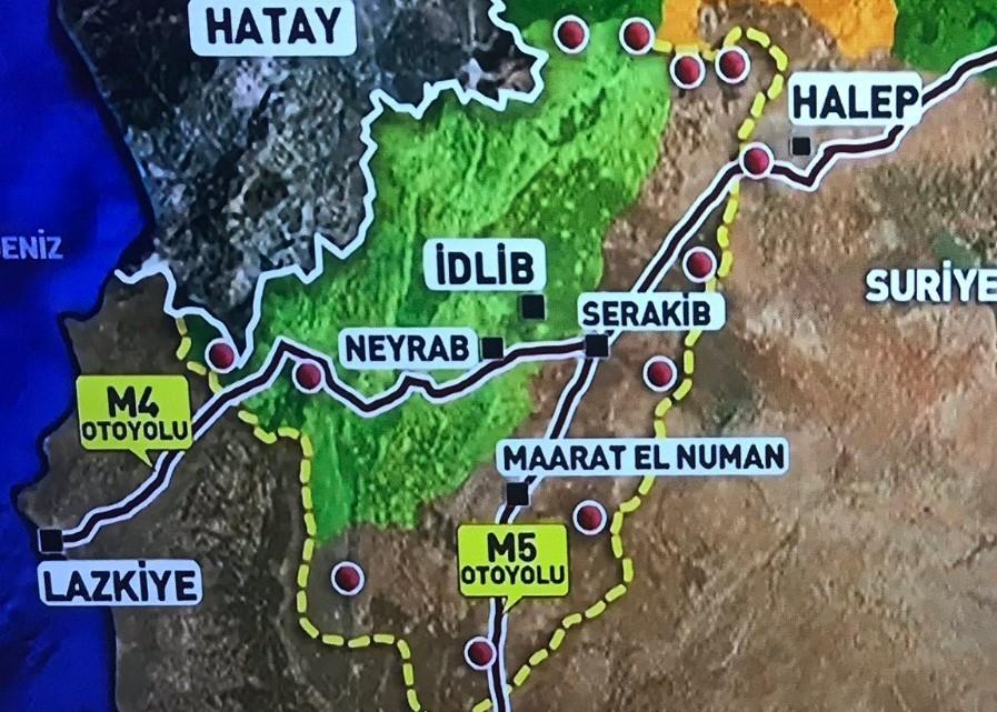 İdlib'te M-4 belirsizliği