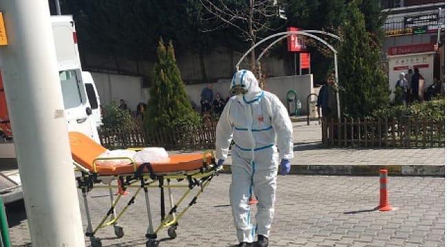 Karabük ÜniversitesiKoronavirüsten Dezenfekte Çalışmaları Yapıldı