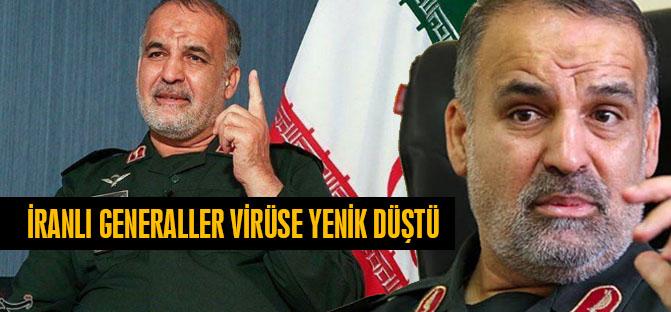 İranlı Generaller Virüse Yenik Düştü