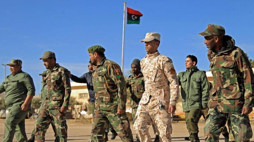 Libya'da Ateşkes
