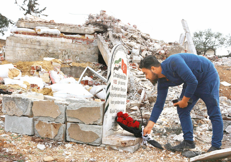 Dün Çanakkale bugün İdlib