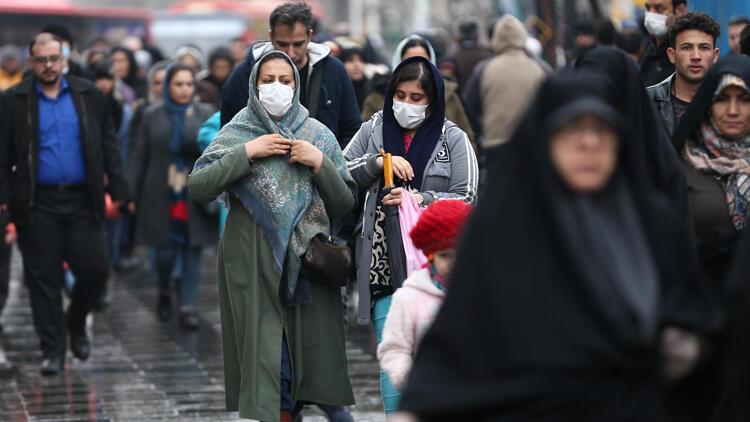 İran'da koronavirüsten ölenlerin sayısı 611'e yükseldi