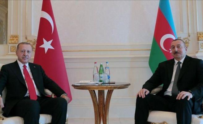 Erdoğan ile Aliyev koronavirüs kararı!