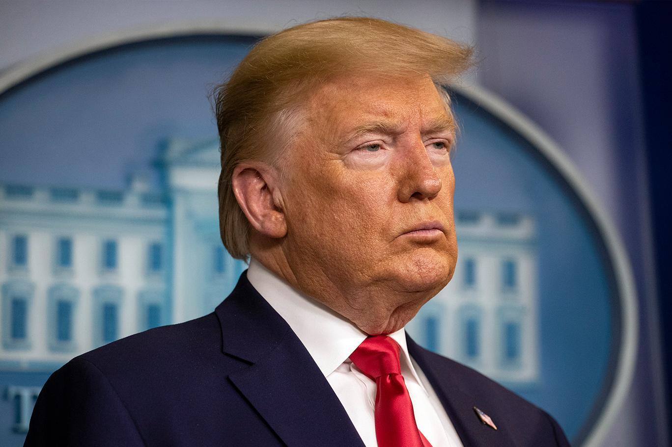 ABD Başkanı Trump: Koronavirüs testi yaptırdım ancak sonuç henüz çıkmadı