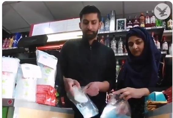 Müslüman çift İskoçya'da örnek oldu (Video - Haber)