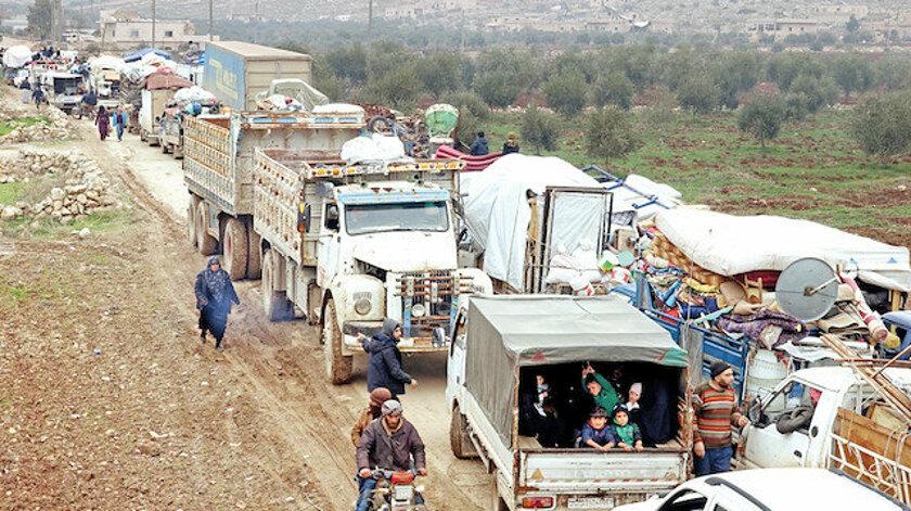Suriye İçerisinde Kalmak İstiyorlar