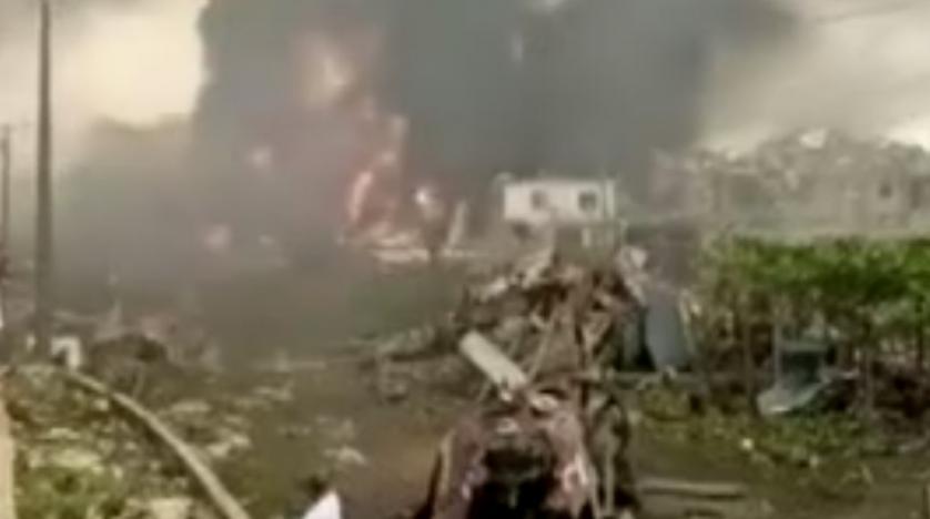 Nijerya'da patlama: 15 ölü