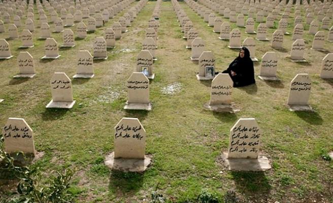 Halepçe'de katliamının 32'nci yıl dönümü