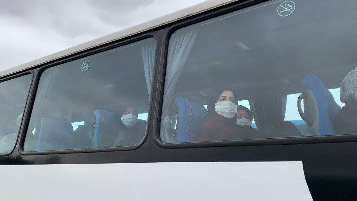Konya'da umreden dönenlere karantina uygulaması