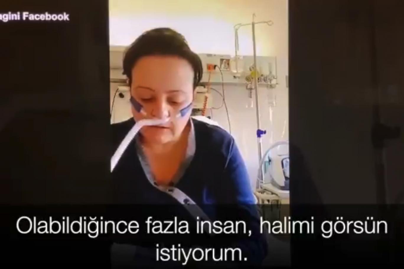 Gözlerime, bedenime iyi bakın (Video - Haber)