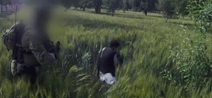 Afganistan'da sivil infaz görüntüleri ortaya çıktı