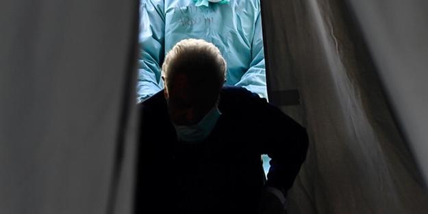 103 yaşında kadın koronavirüsten kurtuldu
