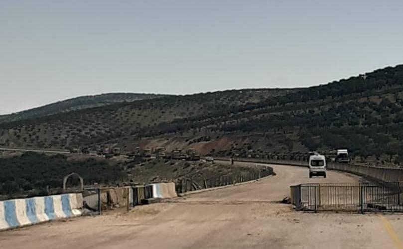 TSK konvoyunun geçişi esnasında EYP patladı